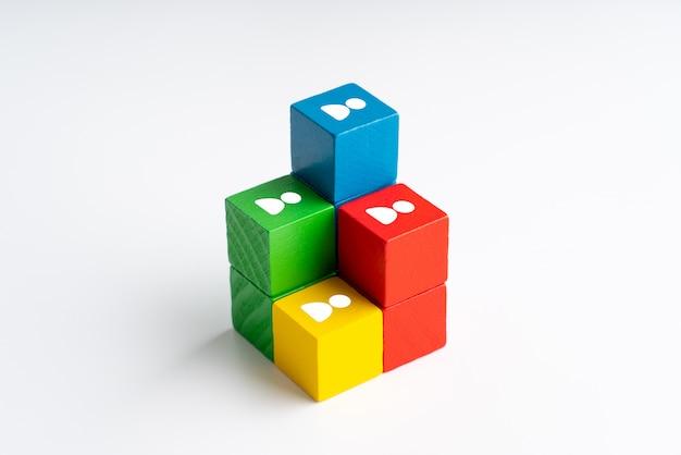 Ícone de negócios e rh no quebra-cabeça