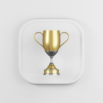 Ícone de troféu de ouro