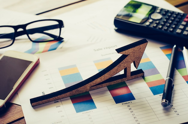 Ícones de métricas de negócios