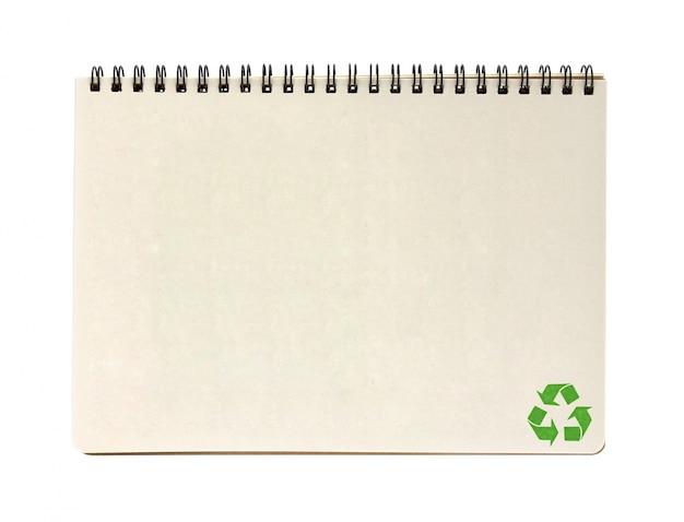Idéia letra notebook nota da escola