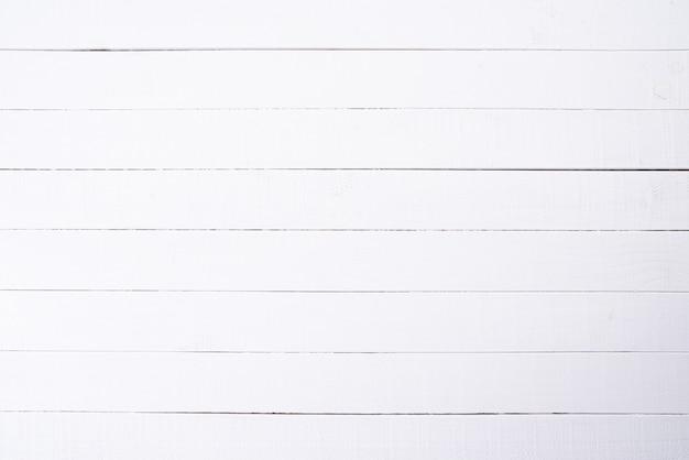 Ideia superior do fundo de madeira branco da textura, tabela de madeira. lay plana.