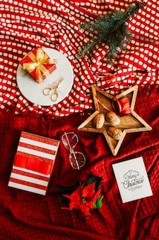 Idéias de decoração de férias de natal