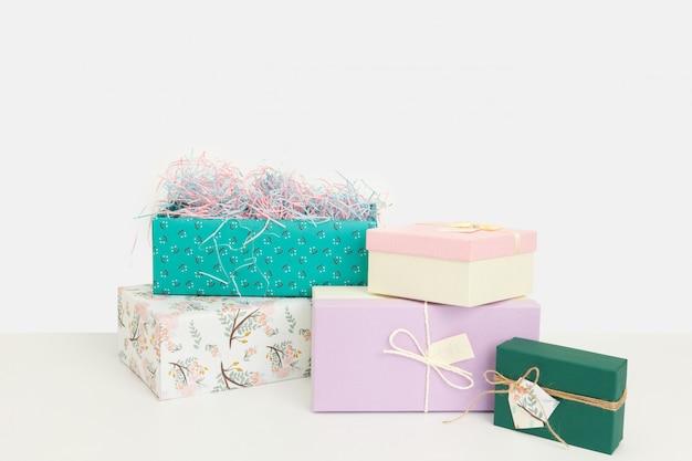 Idéias de embalagem de presente