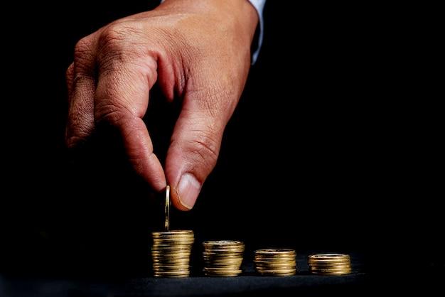 Idéias predefinidas para economia de dinheiro e crescimento do negócio