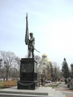 Igreja al.nevski em sófia