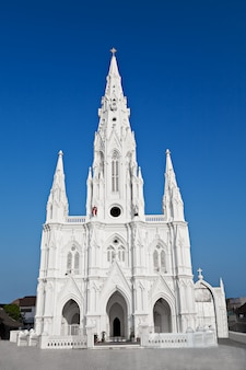 Igreja católica em kanyakumari