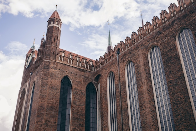 Igreja católica vermelha