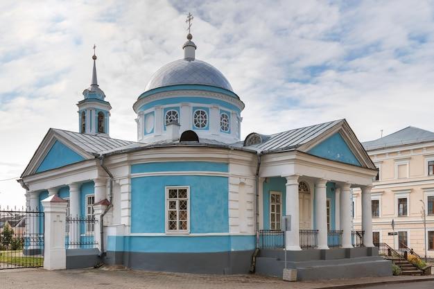 Igreja da assunção da virgem santíssima, século 19 em pskov