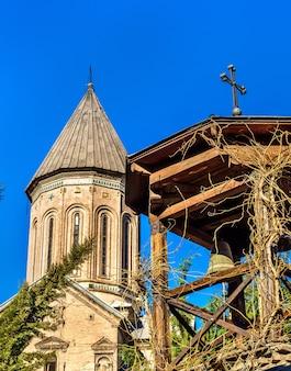 Igreja da santa mãe de deus de norashen em tbilisi - geórgia