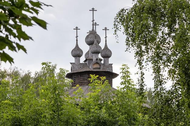 Igreja da santa mãe de deus kostroma rússia