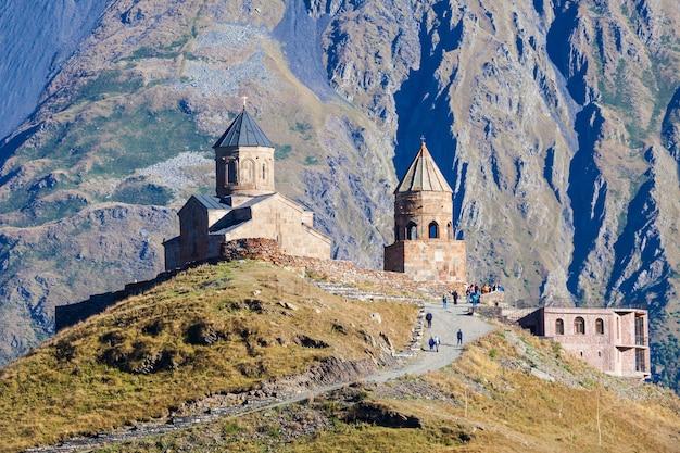 Igreja da trindade de gergeti