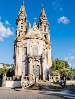 Igreja de nossa senhora da consolação em guimarães, portugal