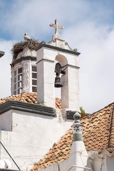 Igreja de pe da cruz detalhes