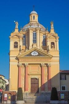 Igreja de san bernardino que significa são bernardino em chieri