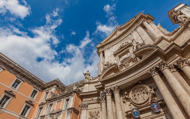 Igreja de san marcello al corso em roma