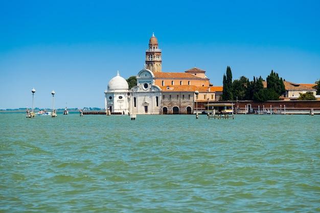 Igreja de san michele, veneza, itália