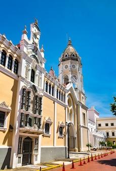 Igreja de são francisco de assis em casco viejo, cidade do panamá