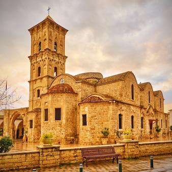 Igreja de são lázaro em larnaca, chipre