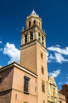 Igreja de são pedro em sevilha - espanha, andaluzia