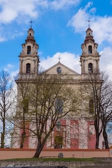 Igreja de são rafael arcanjo em vilnius