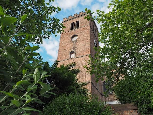 Igreja de st james em liverpool