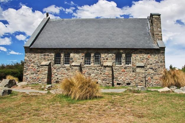 Igreja do bom pastor, nova zelândia