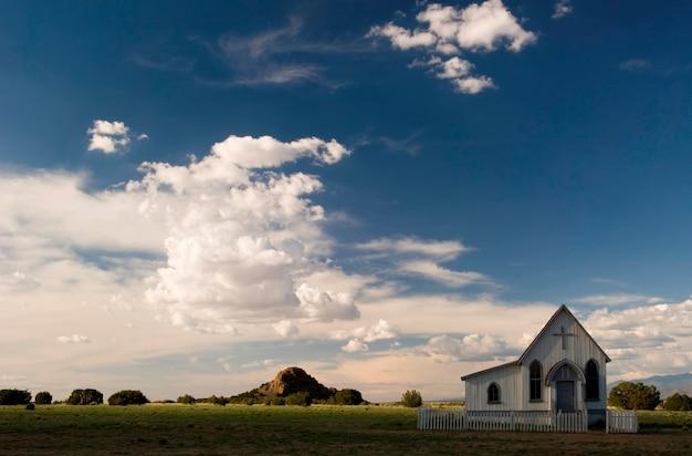 Igreja do pequeno país