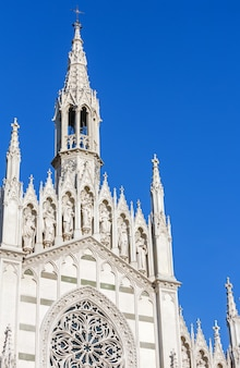 Igreja do sagrado coração de jesus em prati, também conhecida como chiesa del sacro cuore del suffragio