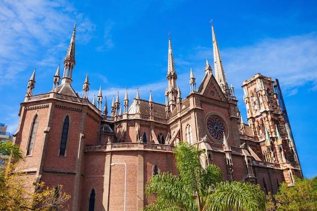 Igreja dos capuchinhos em córdoba