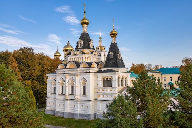 Igreja elisabetana do kremlin dmitrov