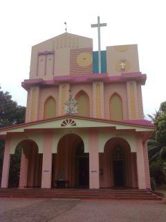 Igreja em pala