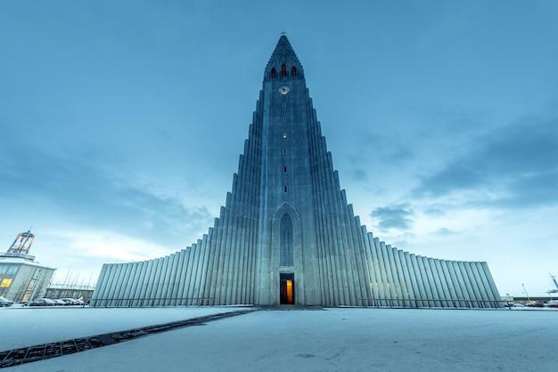 Igreja luterana em reykjavík