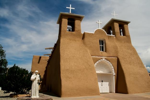 Igreja missionária san francisco de asis no novo méxico