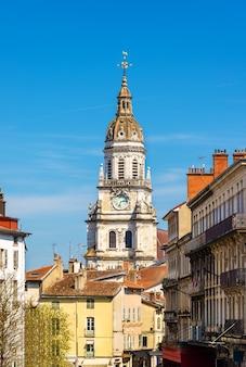Igreja notre-dame de l'annonciation em bourg-en-bresse, frança