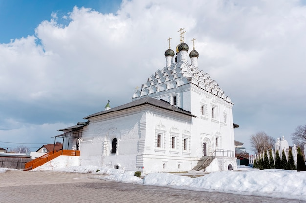 Igreja ortodoxa russa em kolomna