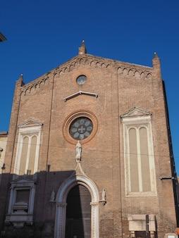 Igreja santa eufemia em verona