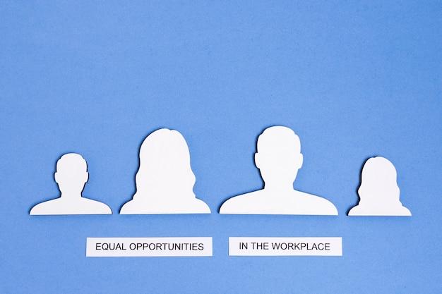 Igualdade de oportunidades no local de trabalho