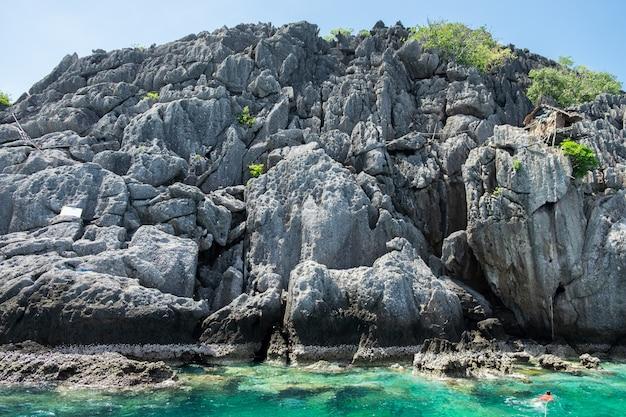Ilha de chumphon, tailândia