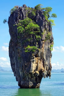 Ilha de james bond na tailândia, ko tapu