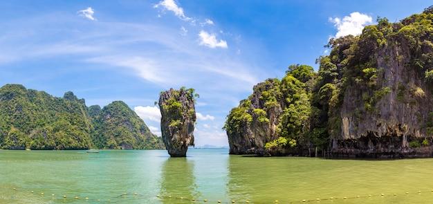 Ilha de james bond na tailândia