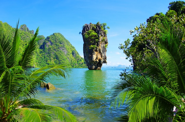 Ilha de james bond