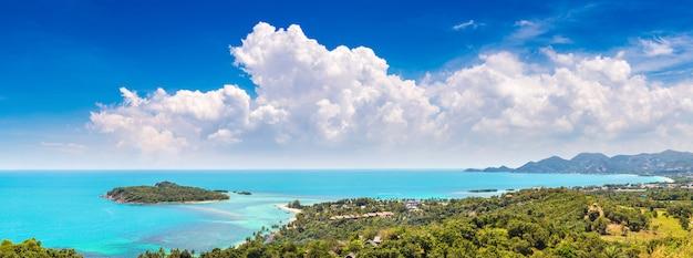 Ilha de koh samui, tailândia