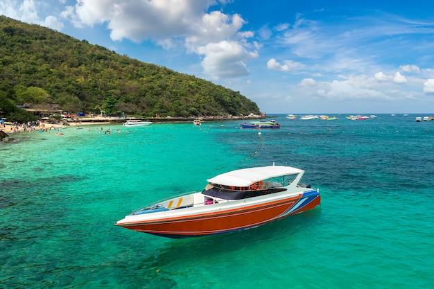 Ilha koh lan, tailândia