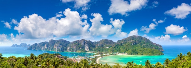 Ilha phi phi don, tailândia