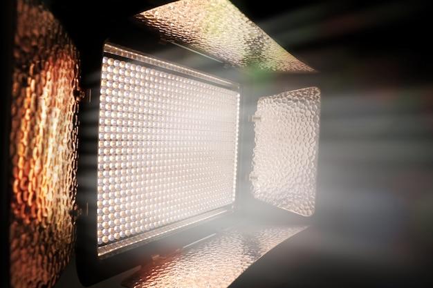 Iluminação de vídeo led