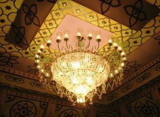 Iluminação lustre