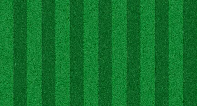 Ilustração 3d do gramado verde