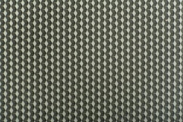 Ilustração abstrata do favo de mel. fundo abstrato geométrico cinzento. modelo.