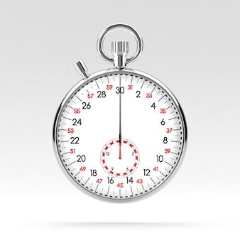 Ilustração de cronômetro mecânico