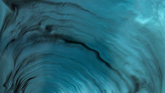 Ilustração de fundo estampado em aquarela grunge azul abstrato